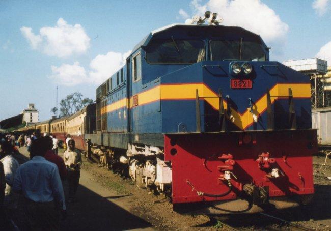 Tanzania Railway Corporation
